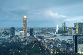 Nieuwbouw Zalmhaven Rotterdam